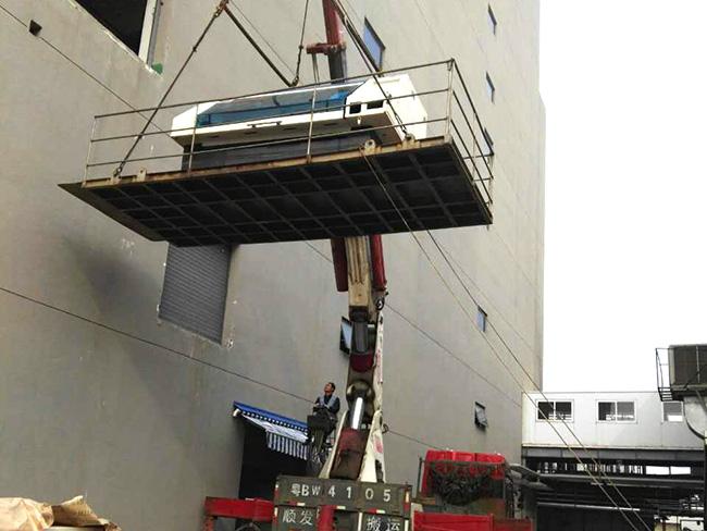 大型设备吊装