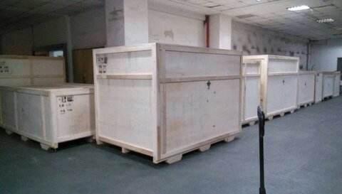 机械设备包装