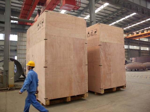 大型设备包装