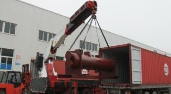 工厂设备搬运