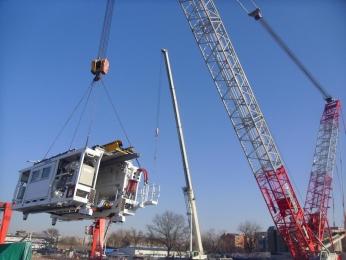 大吨位起重吊装